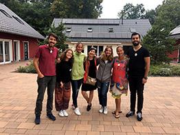 Yüksek Lisans Öğrencileri Almanya'da Gençlik Zirvesi'ne Katıldı...