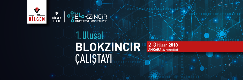1.Ulusal Blokzincir Çalıştayı