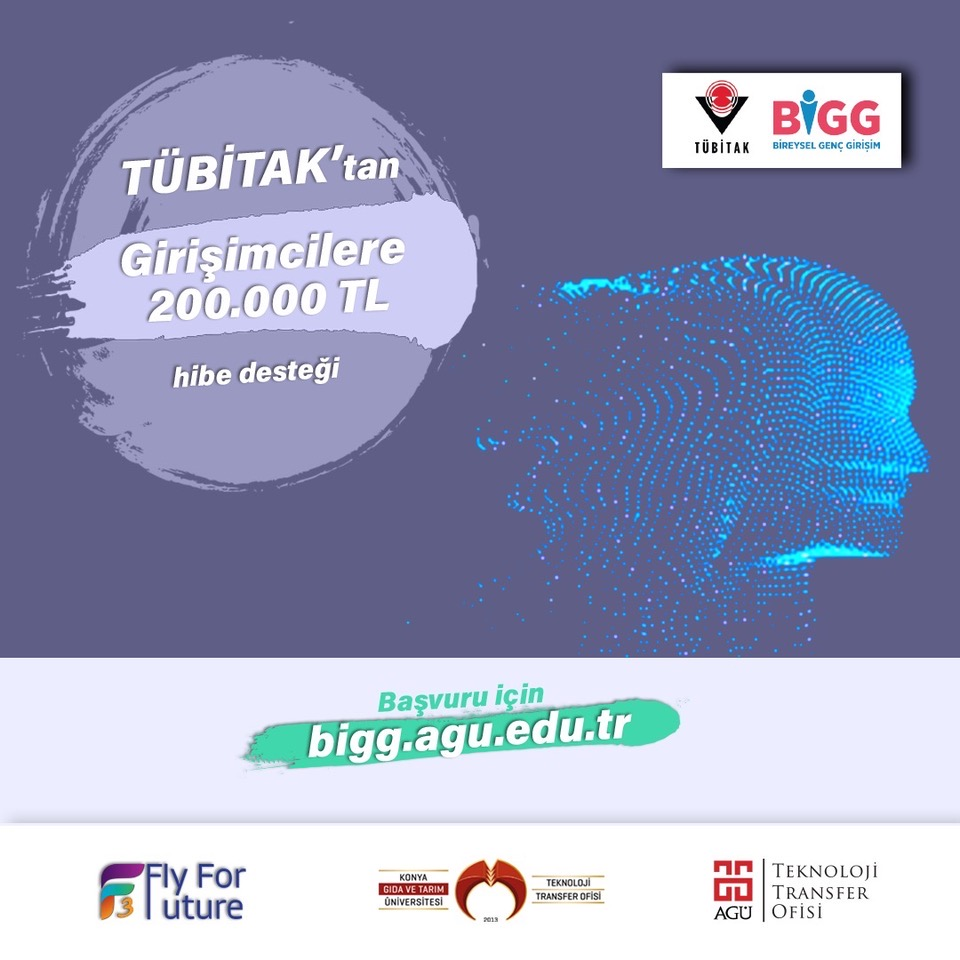 AGÜ TTO Ofisi'nin 200 Bin TL'ye Kadar Hibe Destekli TÜBİTAK Projesi