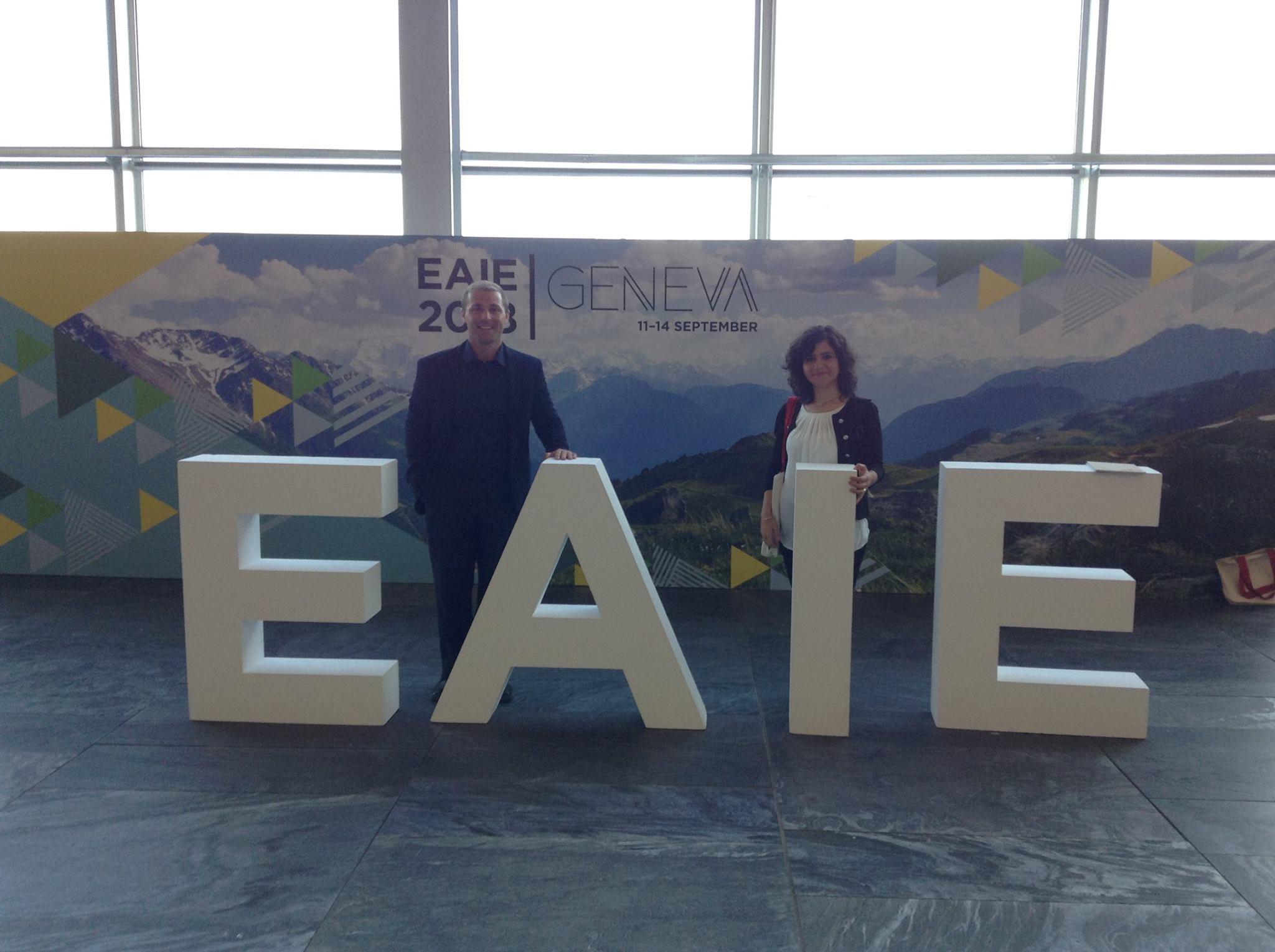 AGÜ EAIE'de Uluslararası Yükseköğretim Konferansı'nda