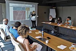 AGÜ'ye Yeni Katılan Akademisyenlere Oryantasyon