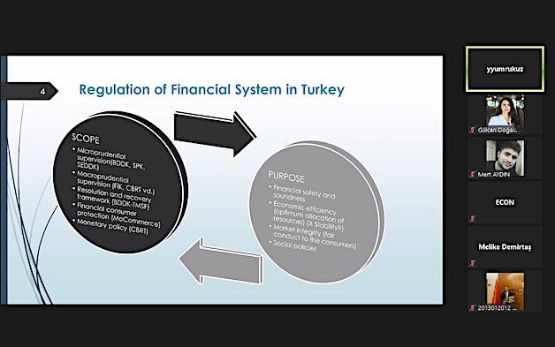 AGÜ Ekonomi Bölümü'nden Uluslararası Seminer Serisi
