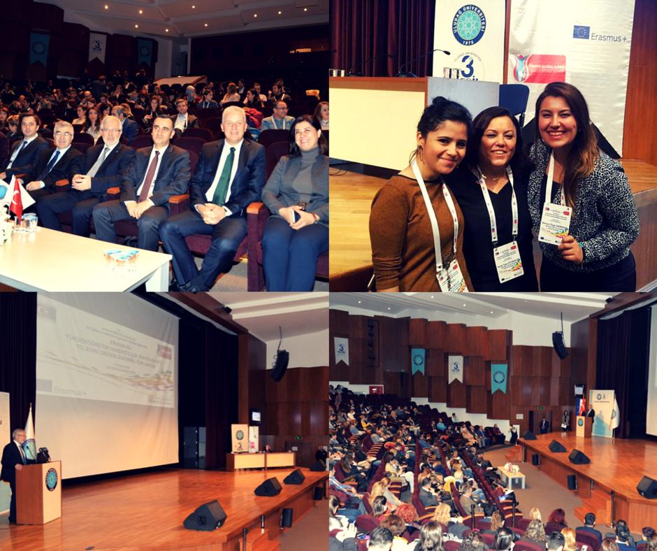 Erasmus + Yükseköğretim Hareketliliği Yıl Sonu Değerlendirme Toplantısı