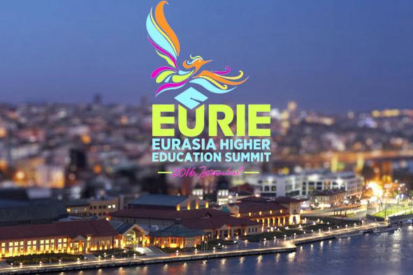 AGU participates in EURIE Summit in Istanbul