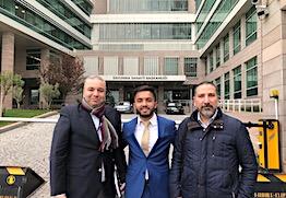AGÜ - FNSS SAYP Proje Kabulü...