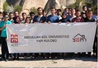Bölümümüzün Kapadokya Gezisi...