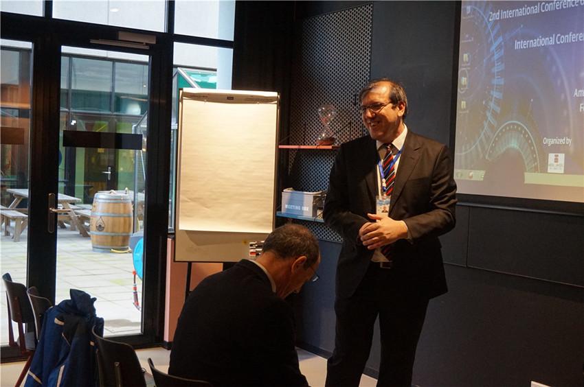 2. Uluslararası Mekatronik Sistemler ve Kontrol Mühendisliği Konferansı