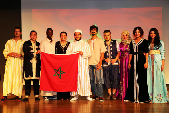 AGU Intercultural Series - MOROCCO