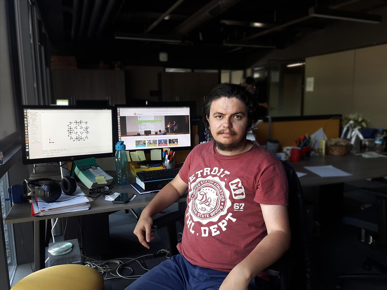 Malzeme Bilimi ve Makine Mühendisliği Doktora Öğrencisi Erkartal'ın makalesi en çok indirilenler arasına girdi