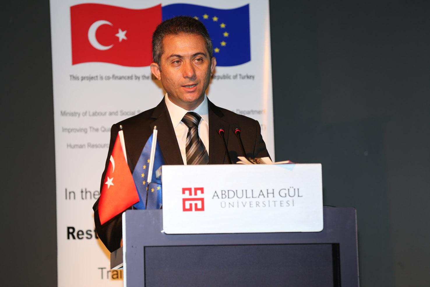 AGÜ'nün Restorasyon ve Taş İşçiliği Projesi...