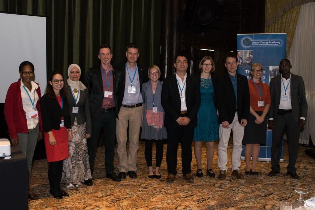 Prof. Dr. Baran ''Küresel Genç Akademi'' Yönetim Kurulu Üyeliğine Seçildi...