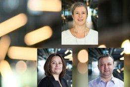 AGÜ İnşaat Mühendisliği Öğretim Üyelerinin Proje Başarısı