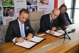 AGÜ - Rennes İşletme Yüksekokulu İş Birliği...