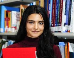 Uluslararası öğrencimiz Sara'nın üniversite ve bölüm hakkındaki izlenimleri
