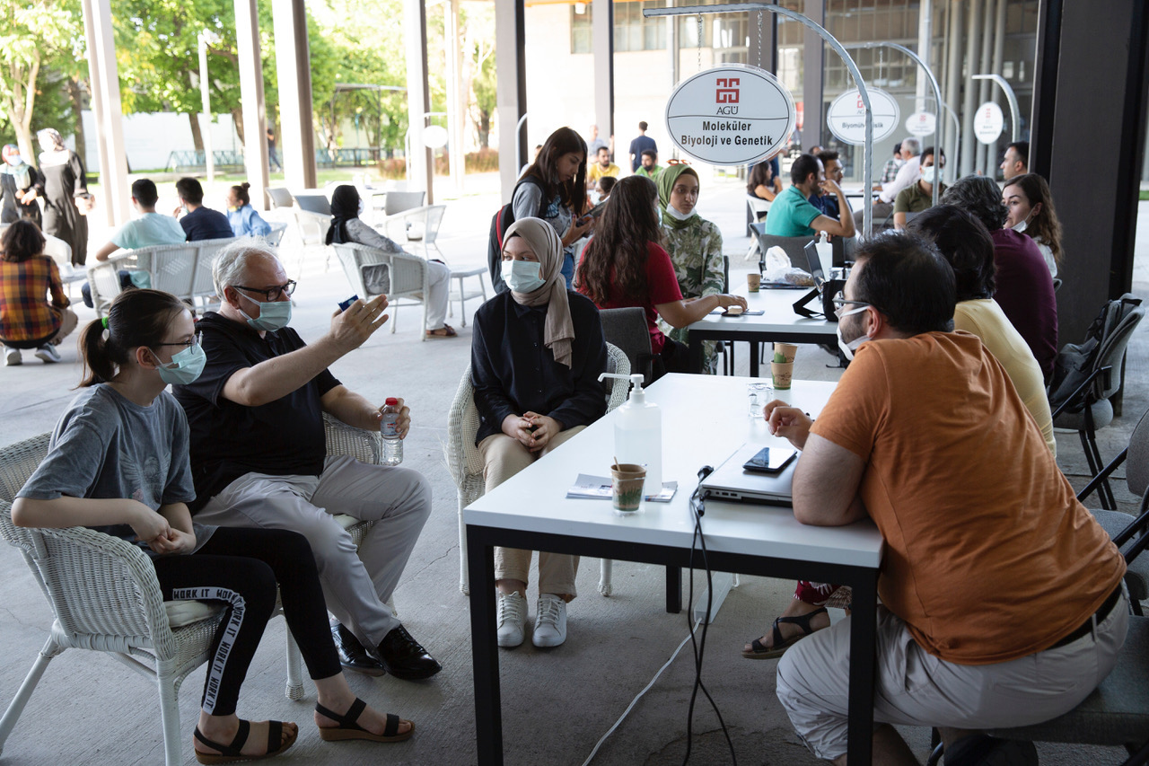 Abdullah Gül Üniversitesi Tanıtım ve Tercih Günleri