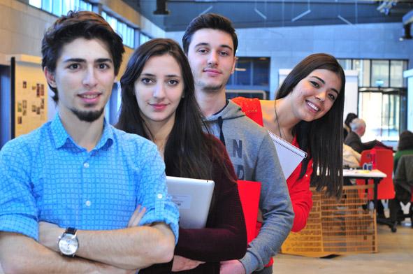AGÜ 12 Ülke ile Öğrenci Değişimi Yapacak...