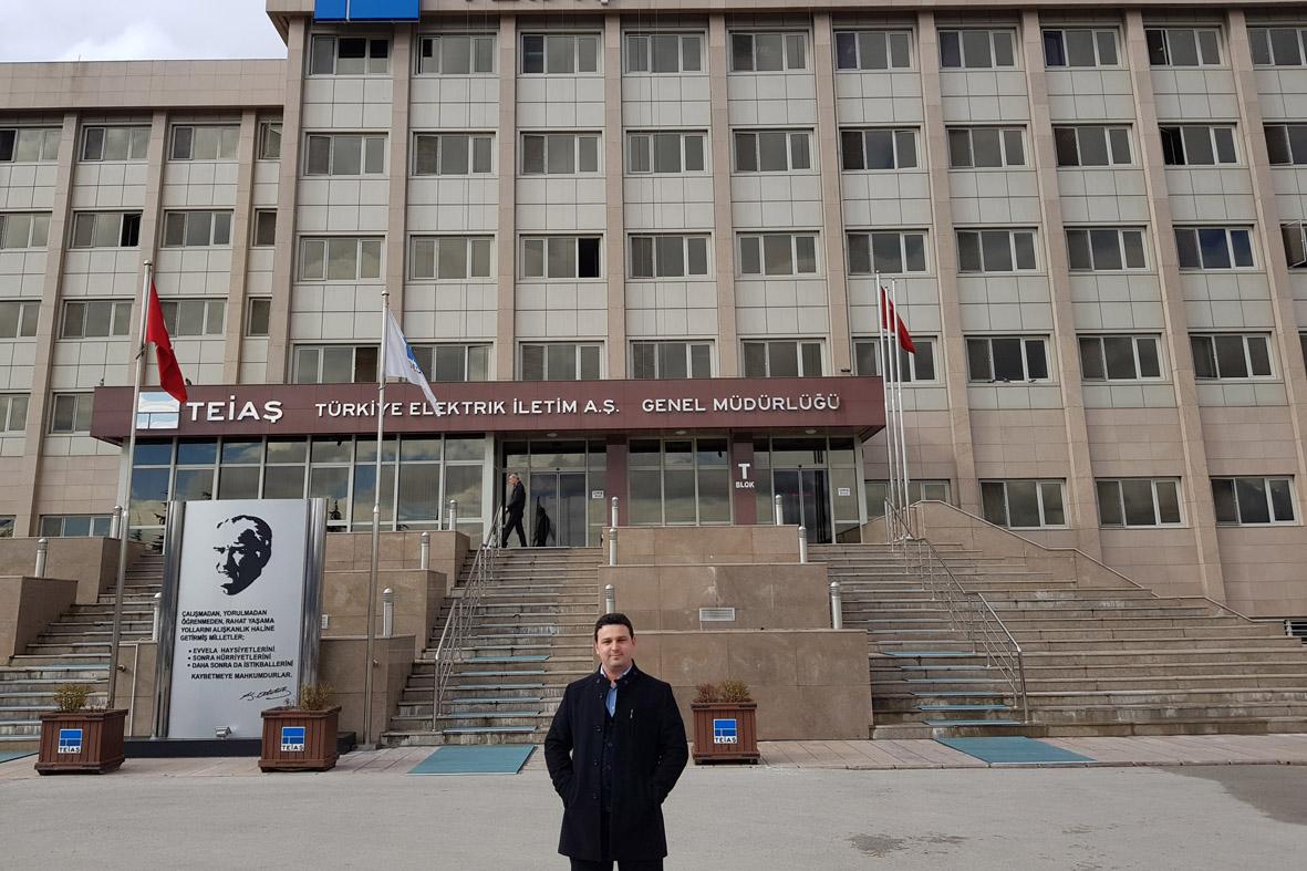 AGÜ Öğretim Üyesi Yrd. Doç. Dr. Önen TEİAŞ Akademik Danışma Komisyonuna Seçildi...
