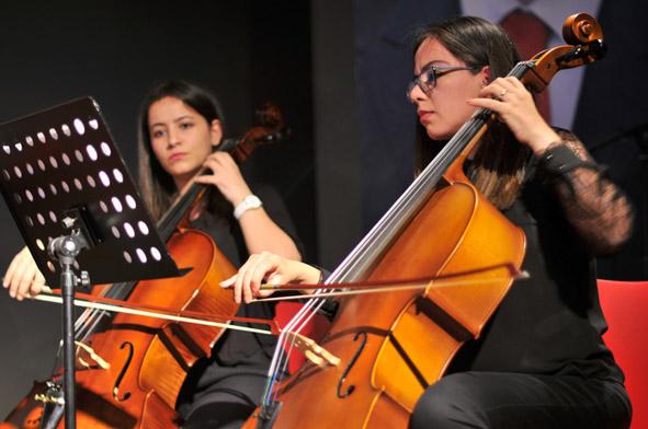 CAKA'dan AGÜ'de Klasik Müzik Konseri...