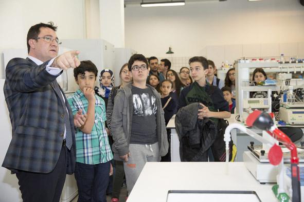Üstün Zekalı Öğrenciler AGÜ'de