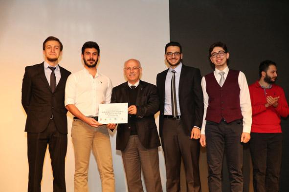 AGÜ'de Girişimcilik Projeleri Yarışması...