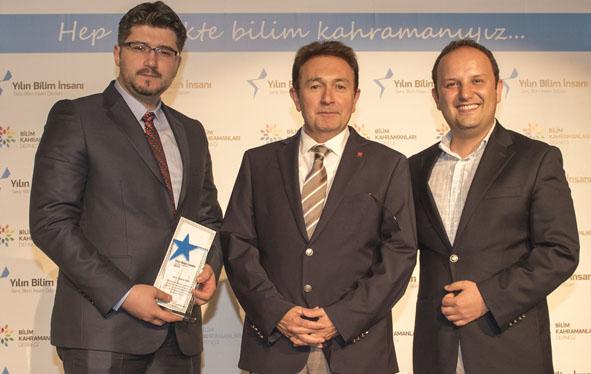 4. Genç Bilim İnsanları Ödülleri...