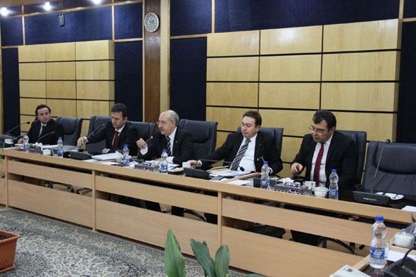 AGÜ, İran'ın En İyi İki Üniversitesi İle İşbirliği Anlaşması İmzaladı...