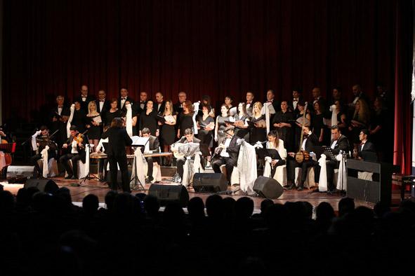 AGÜ Türk Müziği Topluluğundan II. Bahar Konseri...