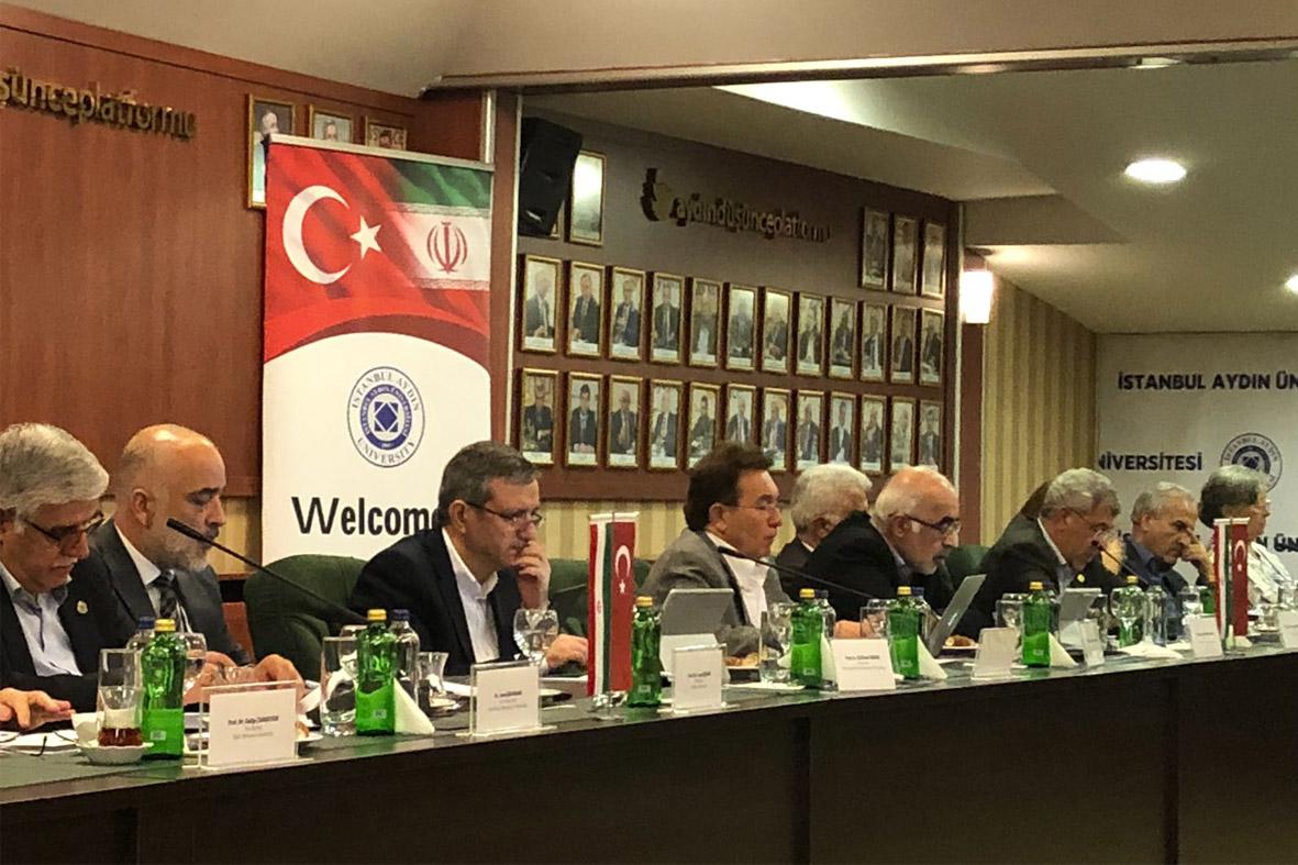 Türkiye-İran Üniversiteleri İşbirliği Toplantısı...