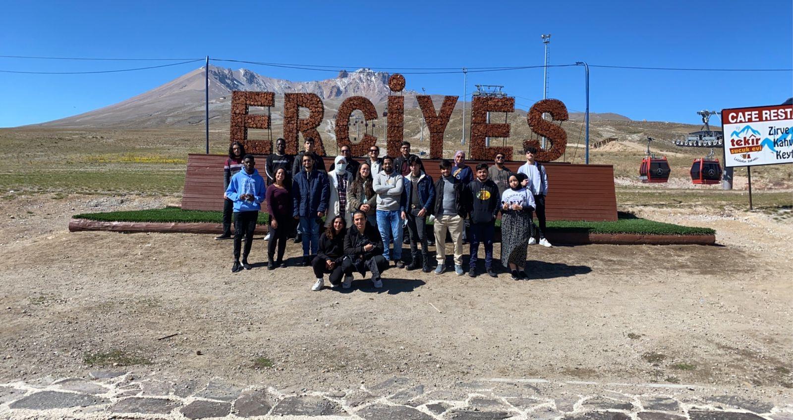 Uluslararası Öğrencilere Oryantasyon