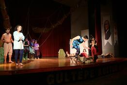 AGÜ Müzik ve Sahne Sanatları Kulübü'nden Tiyatro...