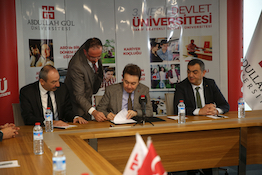 AGÜ Teknoloji Transfer Ofisi A.Ş Kuruldu...