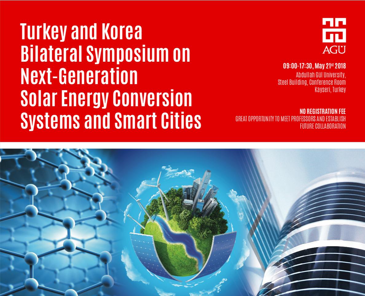 Türkiye - Kore Bilateral Sempozyumu