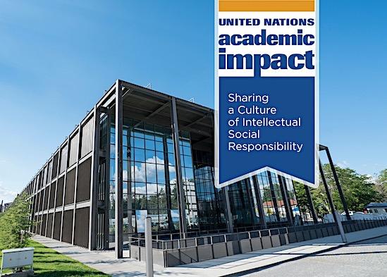 AGÜ, UN Academic Impact Üyesi Oldu