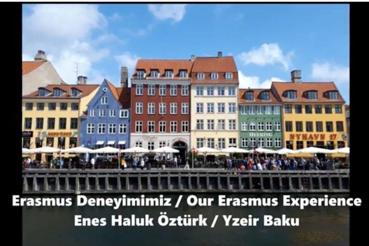 Erasmus Deneyim Paylaşımı