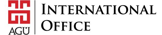 Abdullah Gül Üniversitesi (AGU) - Uluslararası Ofis