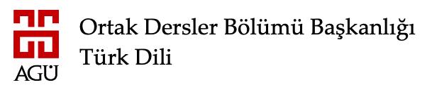 AGÜ Mühendislik Fakültesi